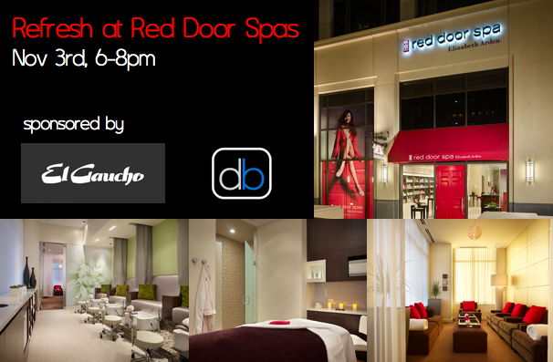 Refresh at Red Door Spas Bellevue