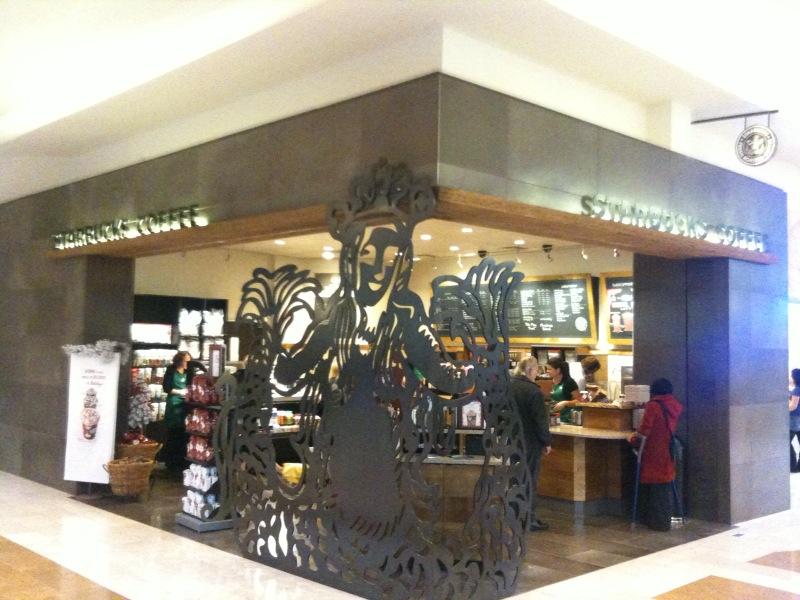 Bellevue Square Starbucks