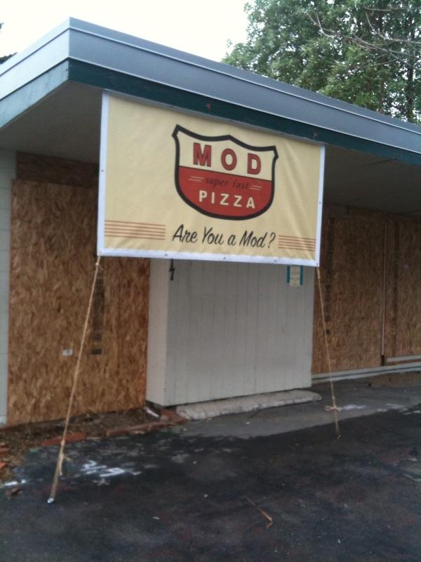MOD Pizza Bellevue