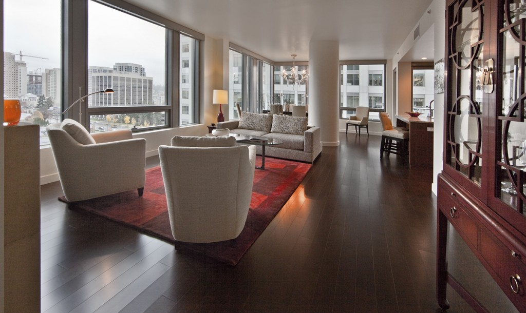 The bravern bellevue apartments best home design 2018 for Apartment model homes