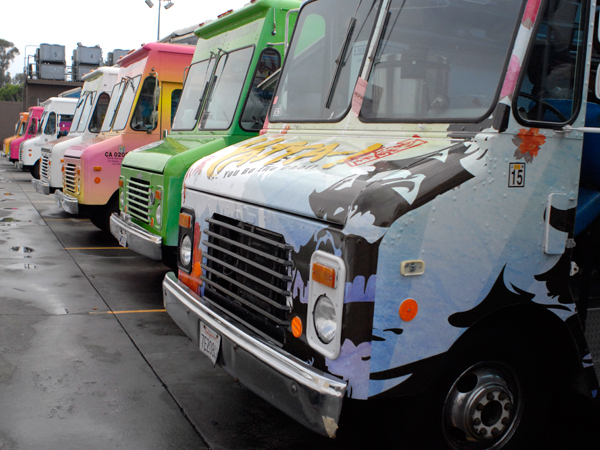 New Downtown Bellevue Food Truck Pod to Launch March 1st