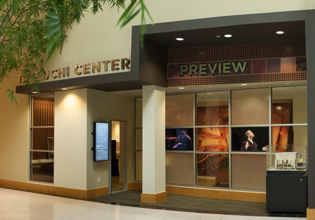 Preview Facility of Tateuchi Center Bellevue Place