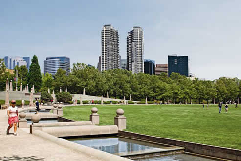Bellevue Towers Bellevue Photo