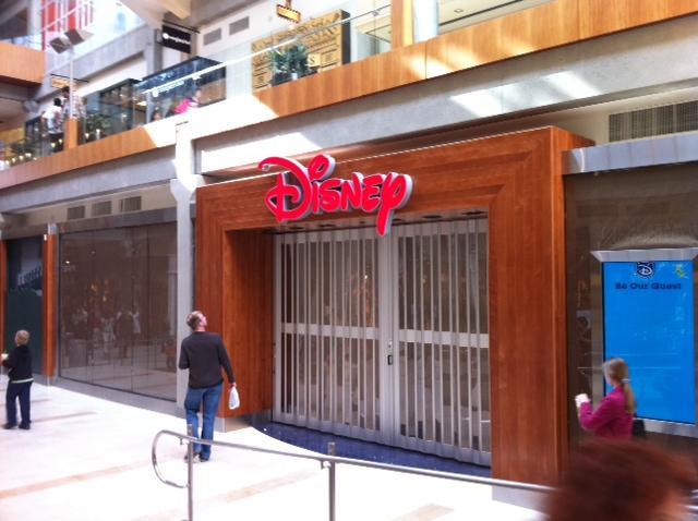 Disney Store Kitchen
