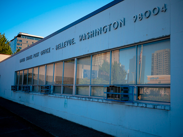 Bellevue Post Office Consolidation