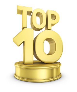 Bellevue Square Top 10 List