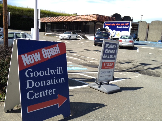 Goodwill Now Accepting Donations Saturday's & Sunday's in