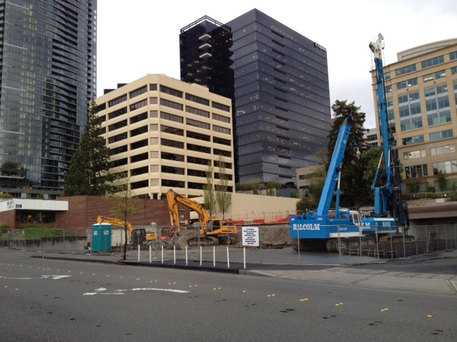 Soma Towers Construction Breaking Ground
