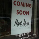 Mark Allen Salon to Move to Main Street