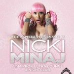 Nicki Minaj to Perform at Mirror Nightclub in Bellevue August 11th -- CANCELED