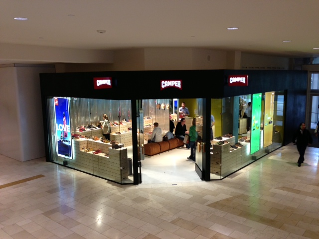 Bellevue Square Mall Shoe Stores