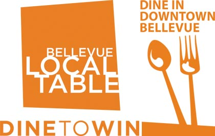 2013 Dine to Win Bellevue Downtown