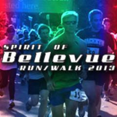 2013 Spirit of Bellevue Run & Walk 5K : 12K