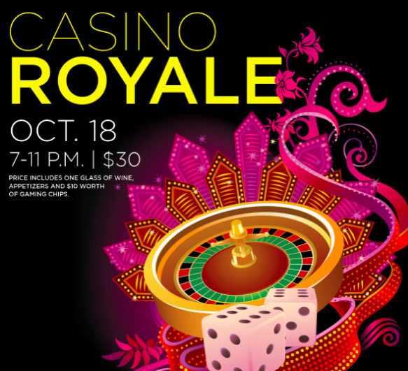 CASINO ROYALE NIGHT AT THE BELLEVUE CLUB