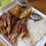 Downtown Bellevue Lacks Great Teriyaki Take-out