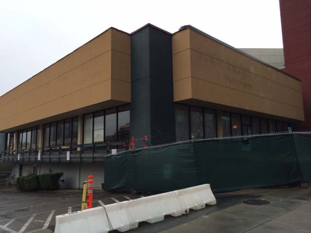 Bellevue Collection Expansion Construction