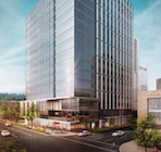 Schnitzer West Applies With City for 16-Story Downtown Bellevue Office Tower