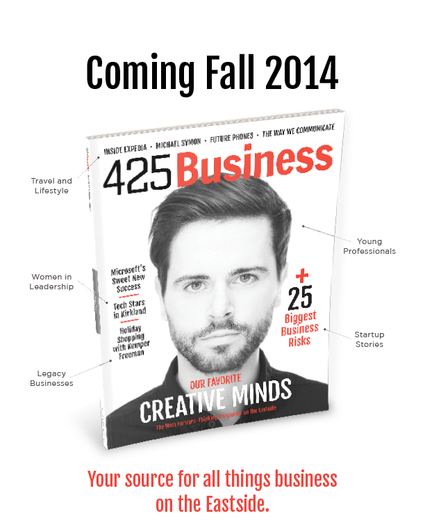 425 Business - Bellevue Business Magazine