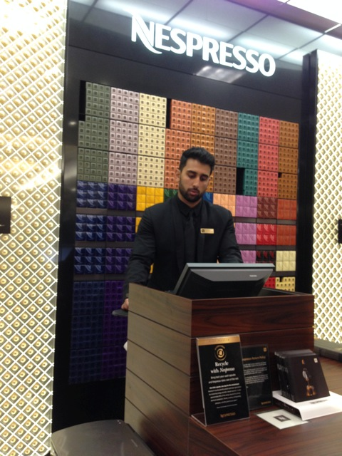 Nespresso Bellevue Square Macy's Now Open