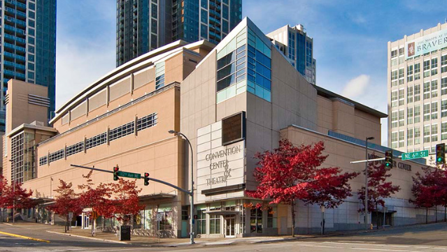Upgrades Meydenbauer Center Bellevue