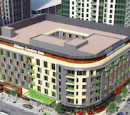 New Plans for Downtown Bellevue Hilton Garden Inn Unveiled