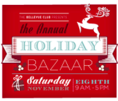 Bellevue Club Presents Annual Holiday Bazaar