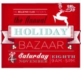 Bellevue Club Presents Annual Holiday Bazaar