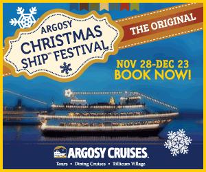 ARGOSY CHRISTMAS SHIP FESTIVAL