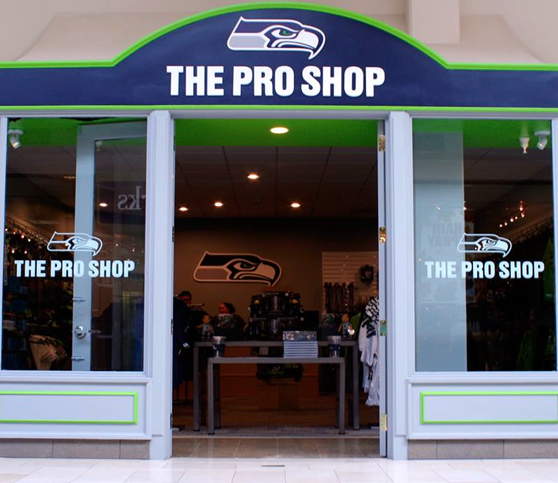 new arrival 6937c 3e669 Seahawks Open Pro Shop at Bellevue Square for the Holiday ...