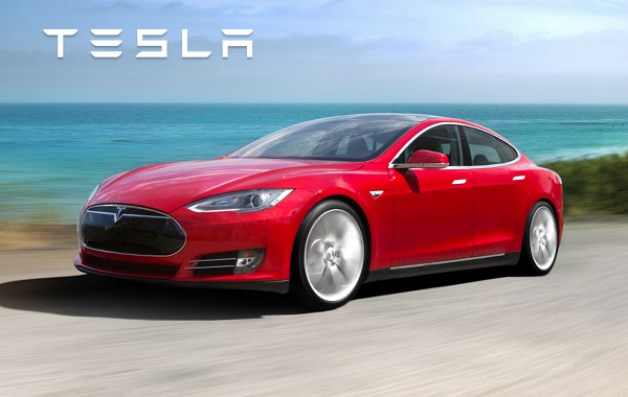 tesla-model-s-red bellevue square record sales