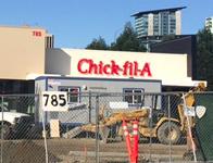 Bellevue Chick-fil-A Opens April 9th