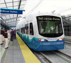 Light Rail Bellevue