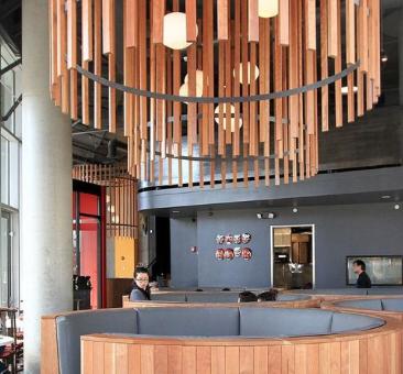 Bellevue's Bamboo Garden Reopens as La Bu La in Soma Towers