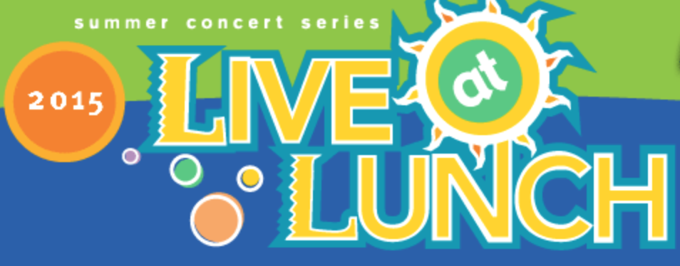 Summer Concert Series Live at Lunch in Downtown Bellevue