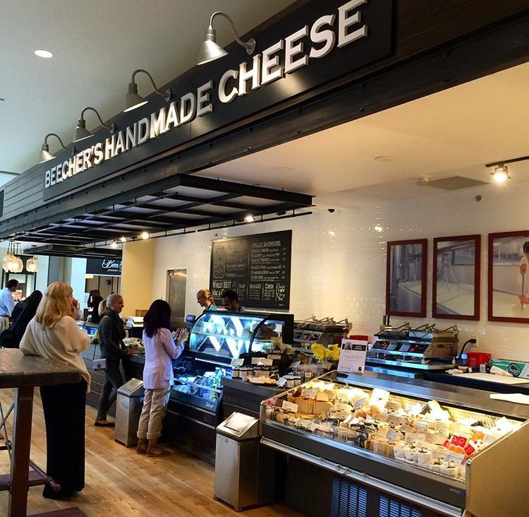 Beecher's Cheese Now Open at Bellevue Square