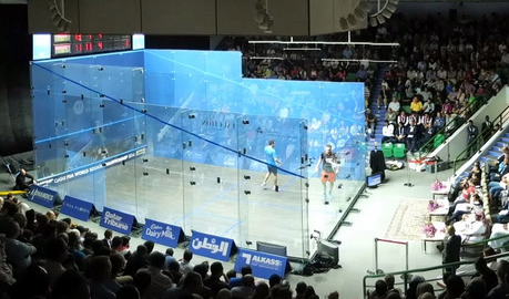 2015 Men's World Squash Championship to be Hosted in Downtown Bellevue