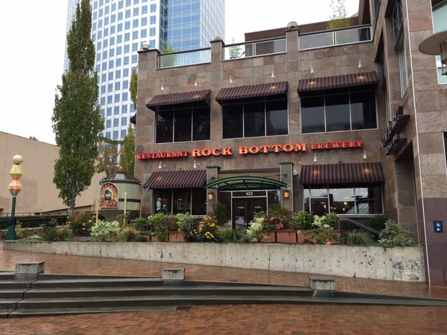 Rock Bottom Brewery Closing