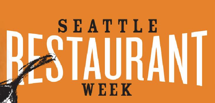 Seattle Restaurant Week Fall