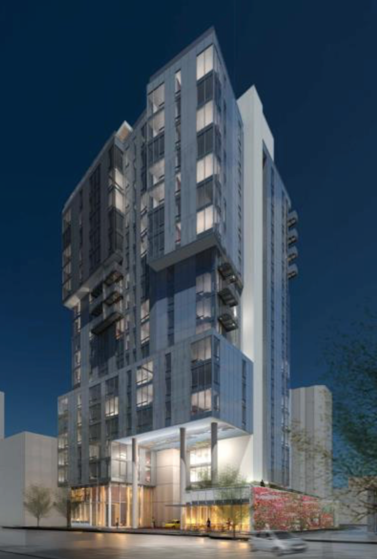 City Of Bellevue Approves Design For New Apartment