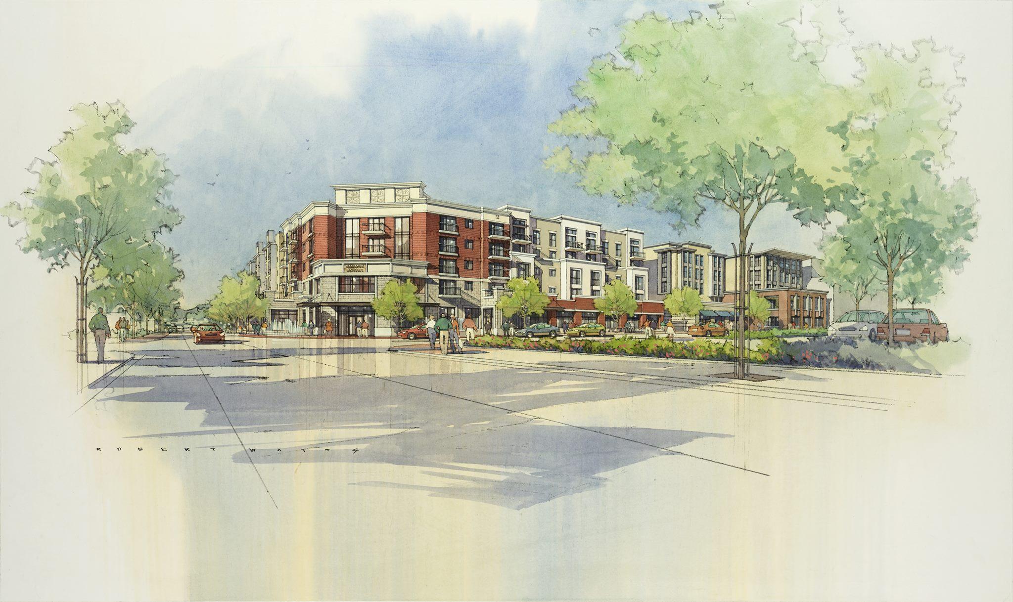 The Meyden Bellevue Rendering