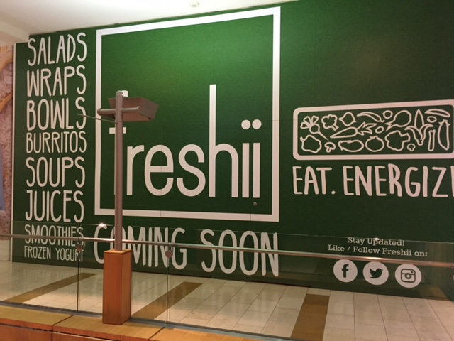 New Fresh Fast Food, Freshii to Open at Bellevue Square