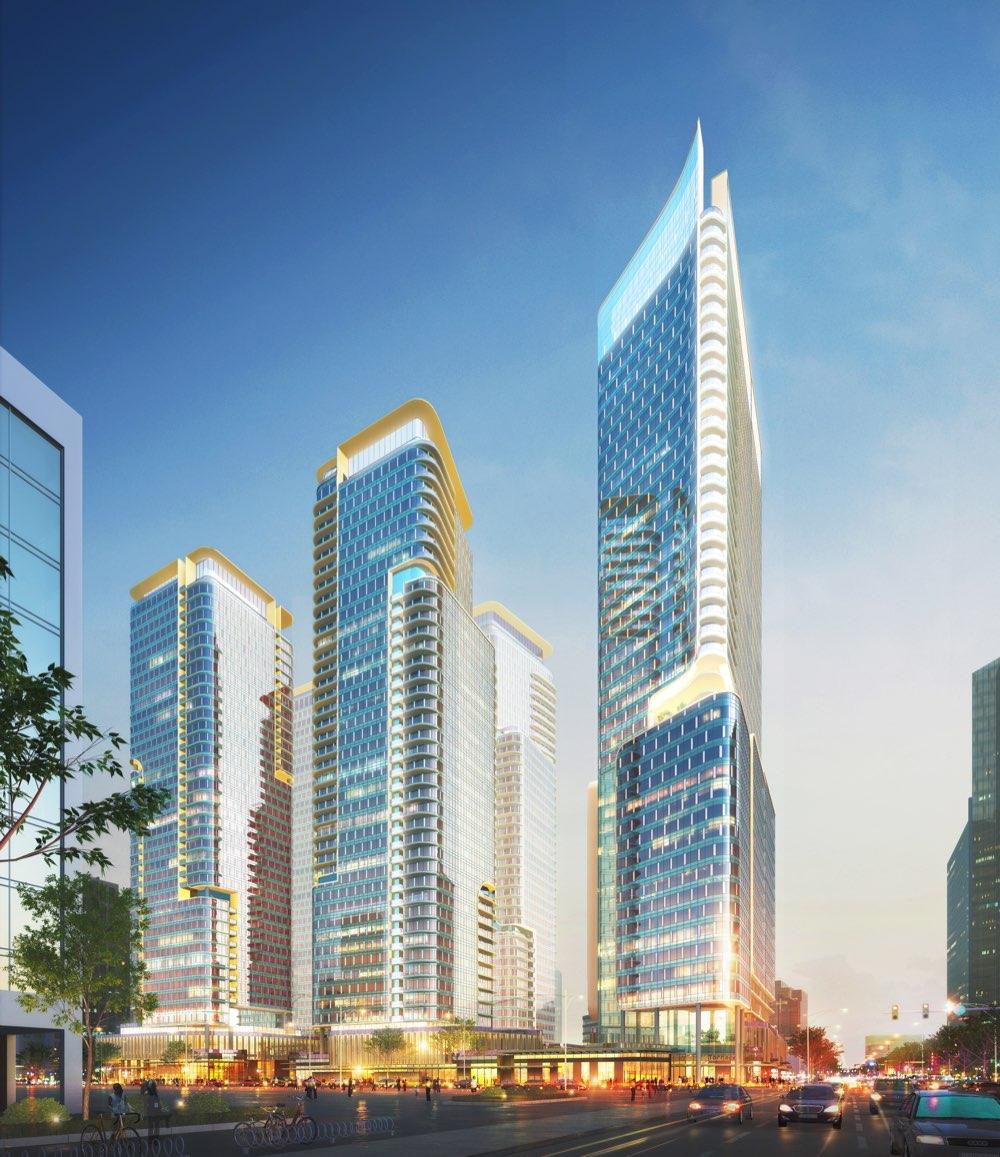 Bellevue International Plaza