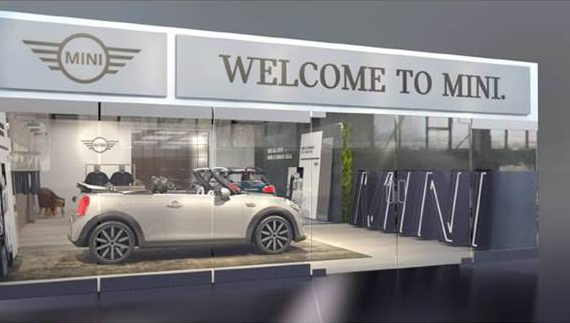 MINI Announces Satellite Showroom to Open at Bellevue Square