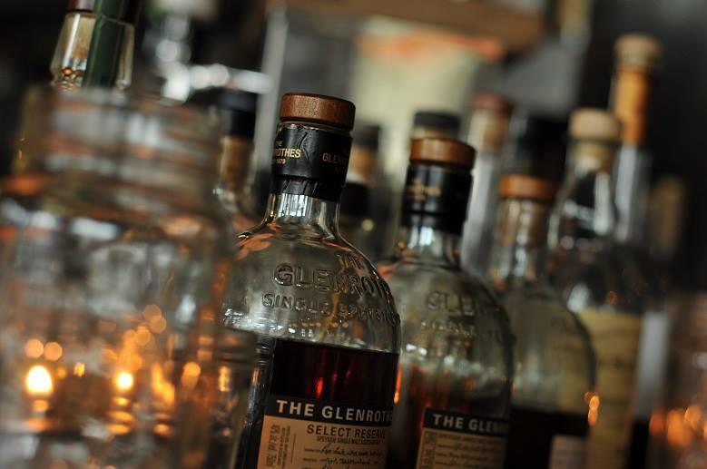 Whiskey Lot 3 Bellevue