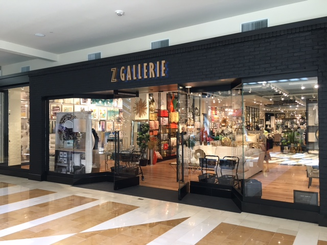 Z Gallerie Opening Bellevue Square