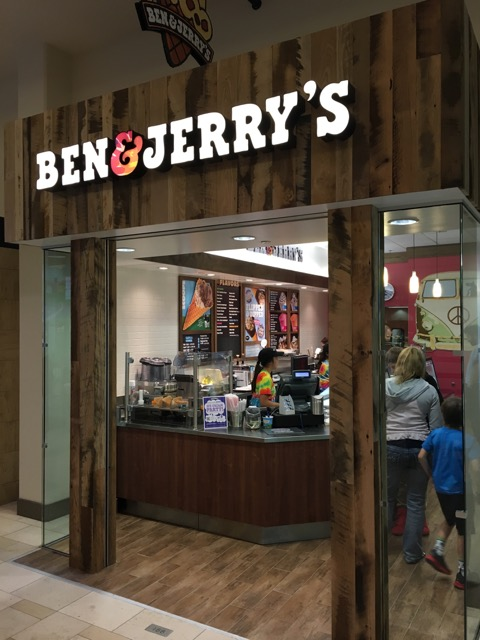 Ben & Jerry's Now Open at Bellevue Square