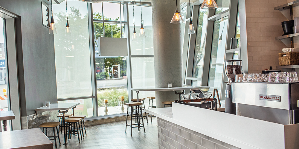 Fika House Kafe is Now Open at Soma Towers in Bellevue
