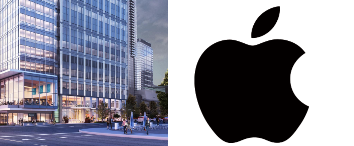Apple Rumored to be Looking for Office Space in Downtown Bellevue