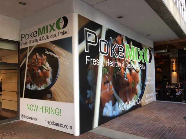 Poke Bowl Restaurant, Poke MIX Coming to Bellevue Square