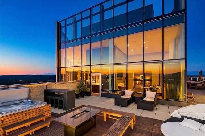 Bellevue Towers Penthouse Lists for $13.95M